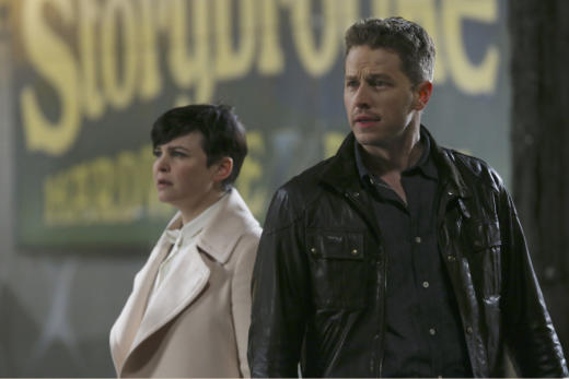 Rewriting Their Story - Once Upon a Time Season 4 Episode 22