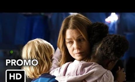"Grey's Anatomy Promo: ""The Room Where It Happens"""