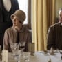Scowling Face - Downton Abbey