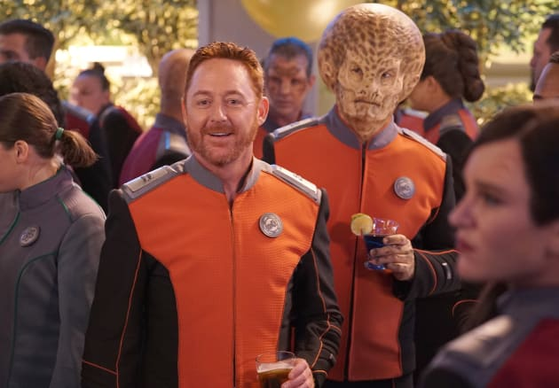 The Orville Episoden