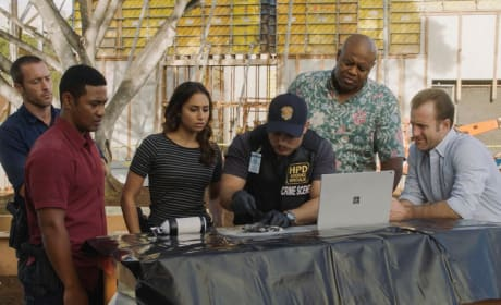 Tracking the Gun - Hawaii Five-0 Season 8 Episode 16