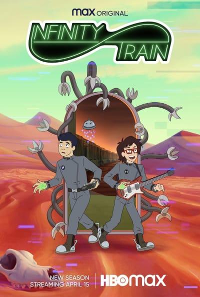 Infinity Train Season 4 poster