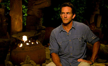 Jeff Probst at Work