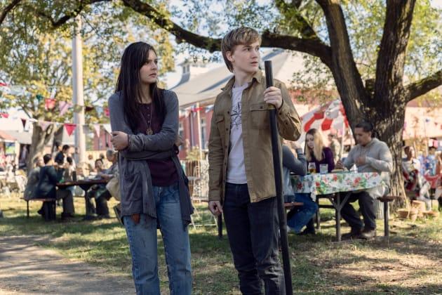 A New Beginning - The Walking Dead Season 9 Episode 15