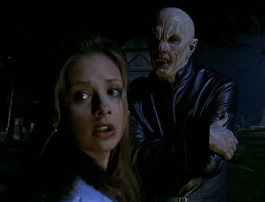 The Master Meets Buffy - Buffy the Vampire Slayer Season 1 Episode 10
