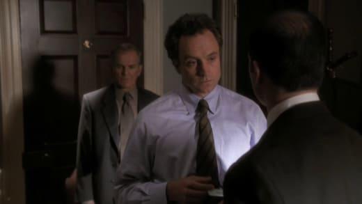 In Case of an Emergency - The West Wing Season 1 Episode 5