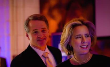 At a Banquet - Madam Secretary Season 5 Episode 16