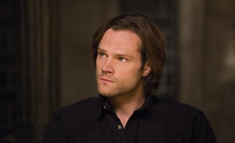Sam gives his mom the look - Supernatural Season 12 Episode 14