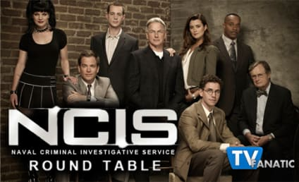 "NCIS Round Table: ""Anonymous Was a Woman"""