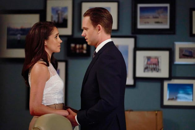 Mike & Rachel - Suits Season 5 Episode 10