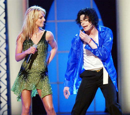 Brit and MJ