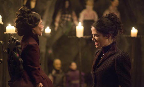 Vanessa Defeats Lucifer - Penny Dreadful Season 2 Episode 10