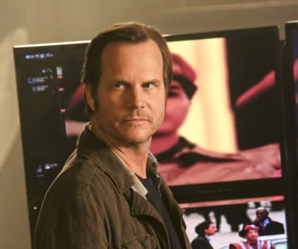 Bill Paxton as Frank Rourke - Training Day