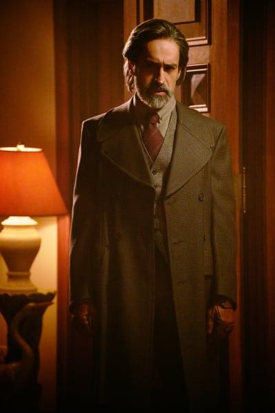 Bruno Bichir as Niles Caulder / Chief - Titans Season 1 Episode 4