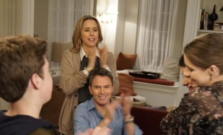 The McCord Family Celebrates - Madam Secretary