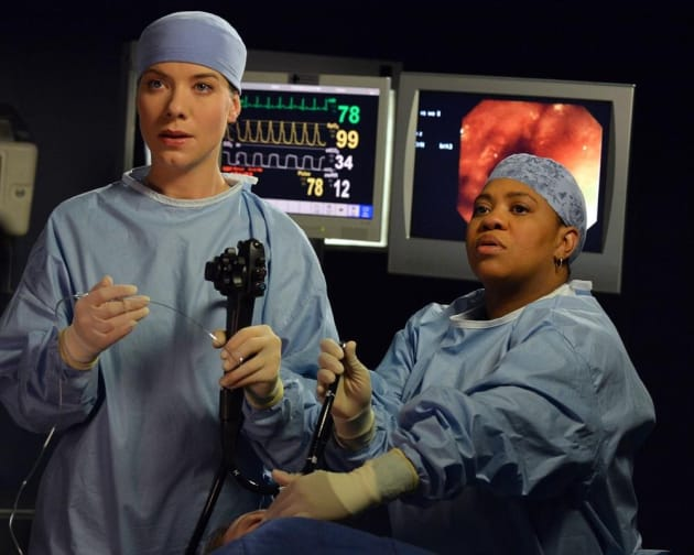 Murphy & Bailey in the OR