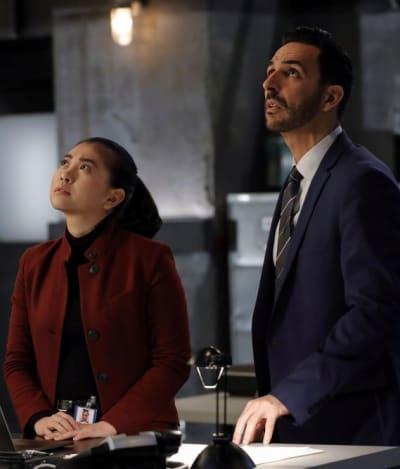 Baffling Blacklister - The Blacklist Season 8 Episode 9