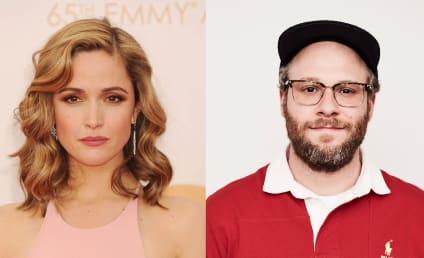 Seth Rogen, Rose Byrne to Star in Apple TV+ Comedy