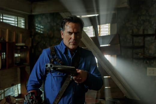 Fistful of boomstick - Ash vs Evil Dead Season 2 Episode 6