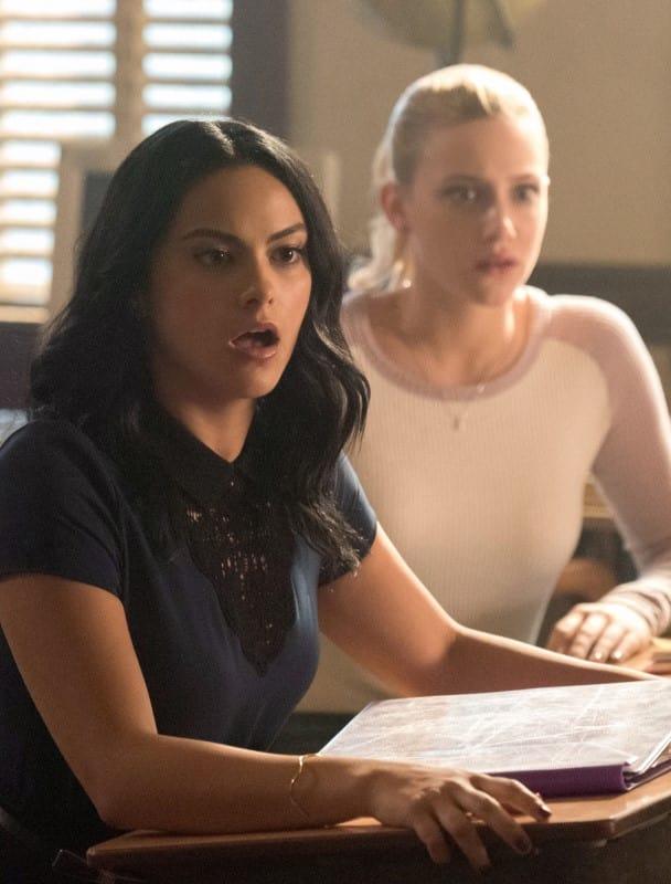 Classroom Chaos - Tall - Riverdale Season 3 Episode 6