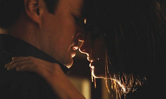 "Castle and Beckett FINALLY get together -- Castle, ""Always"""