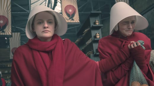 Buying Groceries is Hard - The Handmaid's Tale Season 2 Episode 8