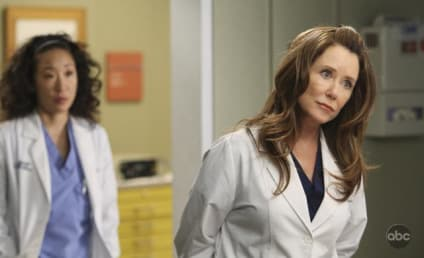 "Tonight's Grey's Anatomy Episode: ""All By Myself"""