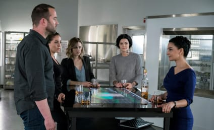 Watch Blindspot Online: Season 2 Episode 18
