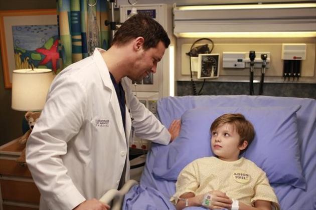 Alex With Patient