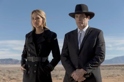 An Interesting Team - Midnight, Texas Season 1 Episode 6