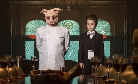 Dinner is Served - Gotham Season 4 Episode 9