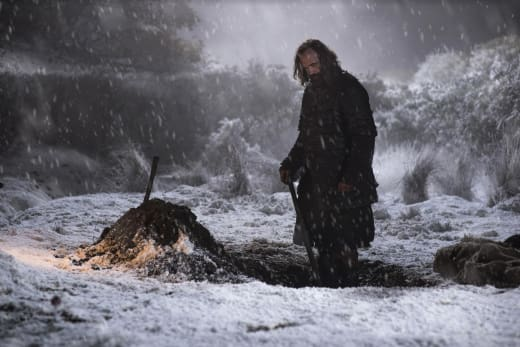 The Hound Has a Heart - Game of Thrones
