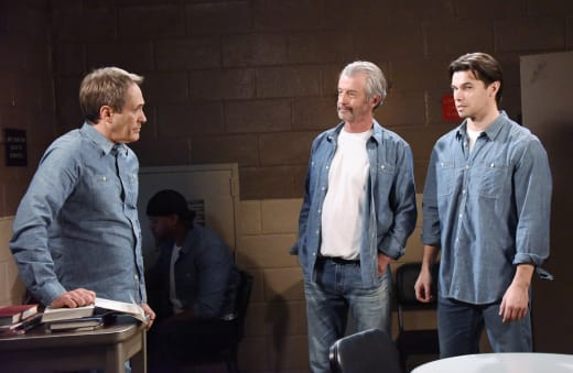 A Villainous Trio Returns - Days of Our Lives