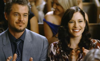 Grey's Anatomy Spoilers: Mark and Lexie Talk Feelings