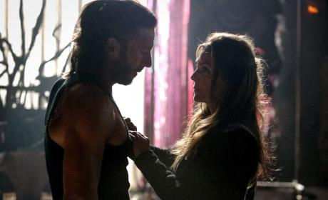 """The 100 Photos from """"Heavy Lies the Crown"""""""