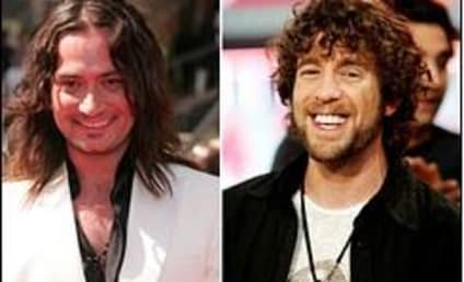 Constantine Maroulis, Elliott Yamin Prepare for Soap Opera Performances