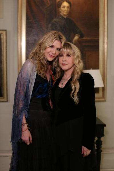 Stevie Nicks Guest Stars