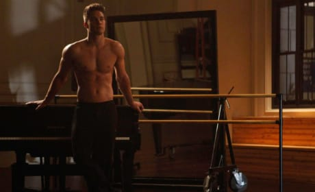 Brody Shirtless