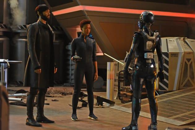 Star Trek: Discovery Season 2 Aims High - TV Shows Plus