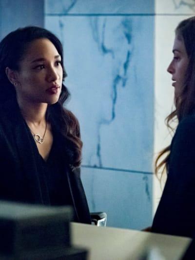 Suspicion - The Flash Season 6 Episode 17