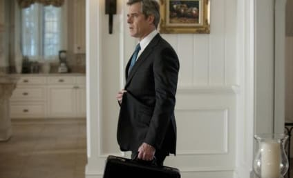 Revenge Interview: Henry Czerny on Playing Games, Defending Freedom