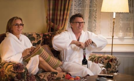 Hotel Robes - Madam Secretary Season 4 Episode 4