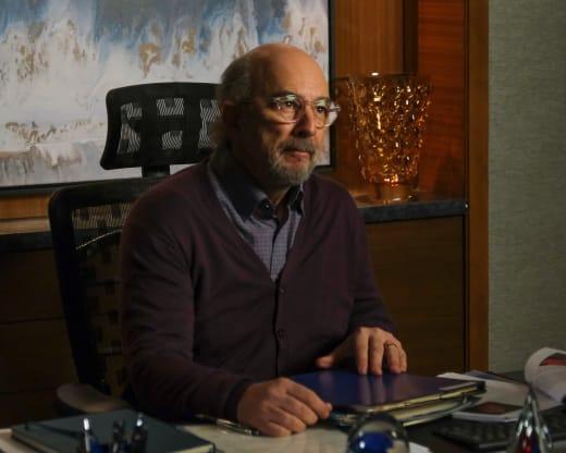 Glassman's Back - The Good Doctor Season 4 Episode 11