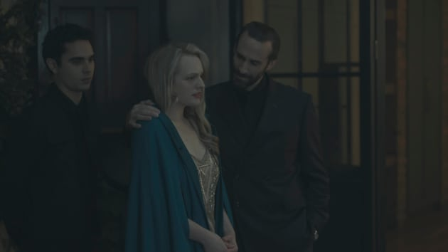 Awkward Situation - The Handmaid's Tale Season 1 Episode 8