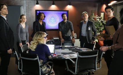 Criminal Minds Season 13 Episode 13 Review: Cure