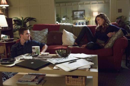 Oliver and Laurel