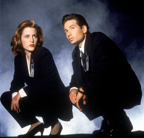 The X-Files people