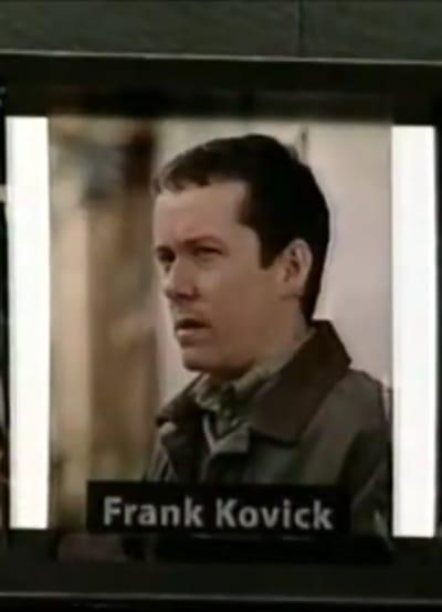 Frank Kovick Suspect