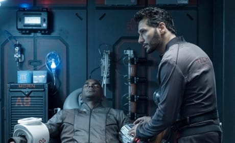 Treating Martians - The Expanse