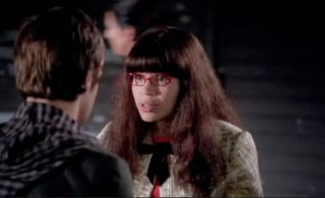 Betty Gives Jesse a Pep Talk